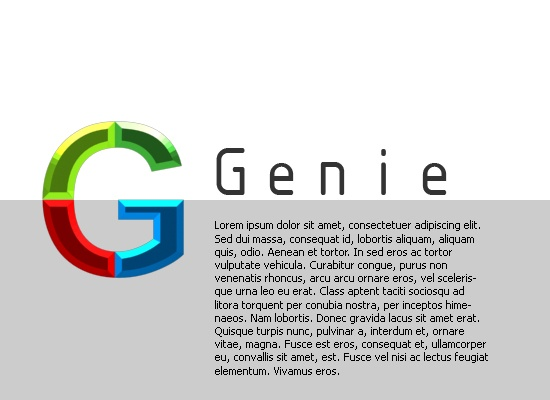 Software Design, Genie, 2006