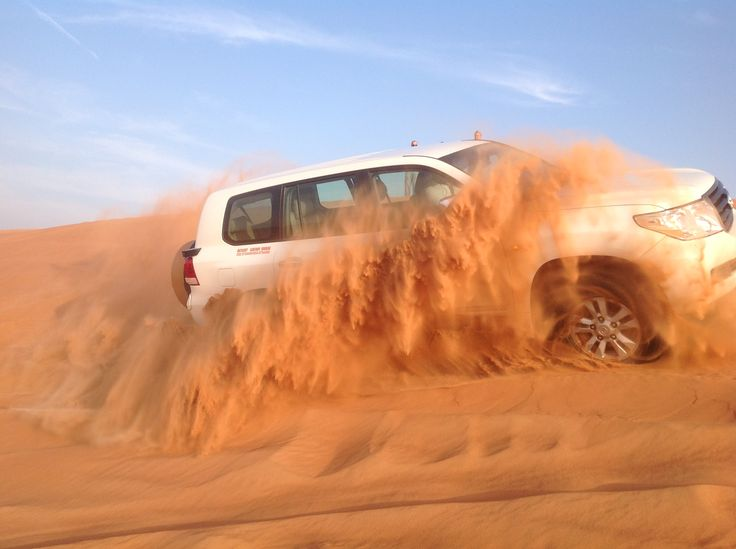 During the desert safari, one can discover the true charm of the desert through…