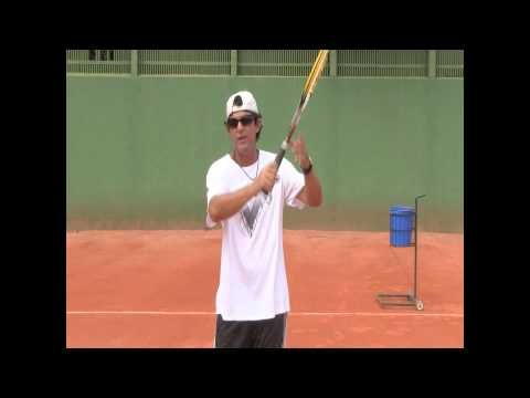 how to hit a tennis forehand cosistently