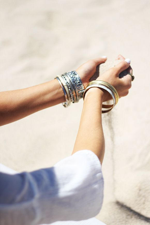 6 Spa Treatments You Get From A Day On The Beach   Free People Blog #freepeople