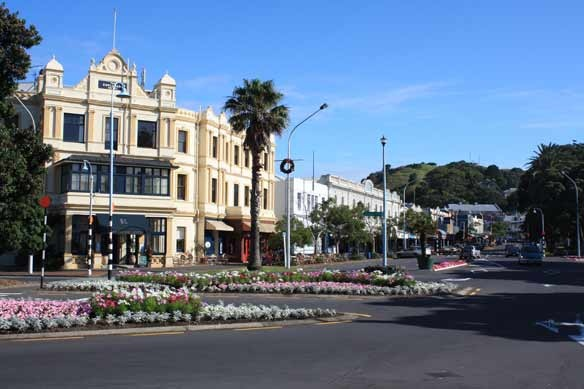 Devonport, Auckland. You'll fall in love with this place. <3