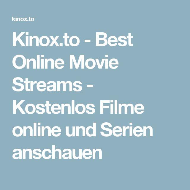 Kinox.to - Best Online Movie Streams - Kostenlos Filme online und Serien anschauen