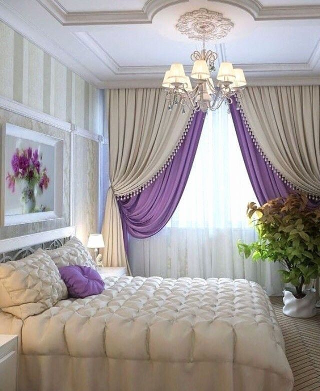 Pin On Bedroom Curtain Ideas