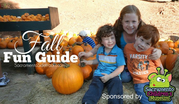 FallFunGuide2014! Pumpkin Patches, Fall Festivals, Apple Hill, Fall Hikes, and tons of Halloween events!