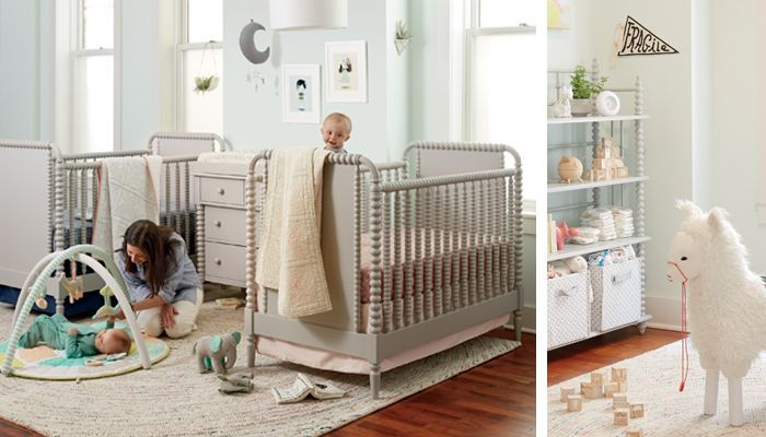 Shop for White and Grey Neutral Nursery at The Land of Nod. Explore a variety of kids furniture, decor, toys and more. Order online.