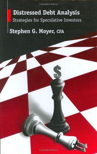 Distressed Debt Analysis: Strategies for Speculative Investors by Stephen G. Moyer http://www.amazon.com/dp/1932159185/ref=cm_sw_r_pi_dp_dTDeub1E486PJ
