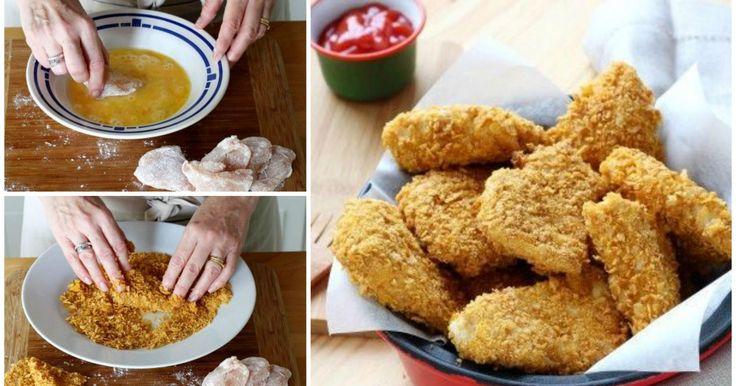 Te damos la receta de una de las delicias de Fast Food