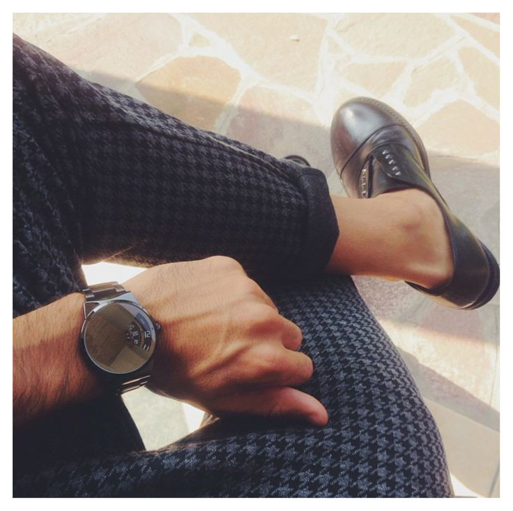 Must have for every man's wardrobe: tweed pants #imperialfashion #imperialpeople #fw14 #musthave