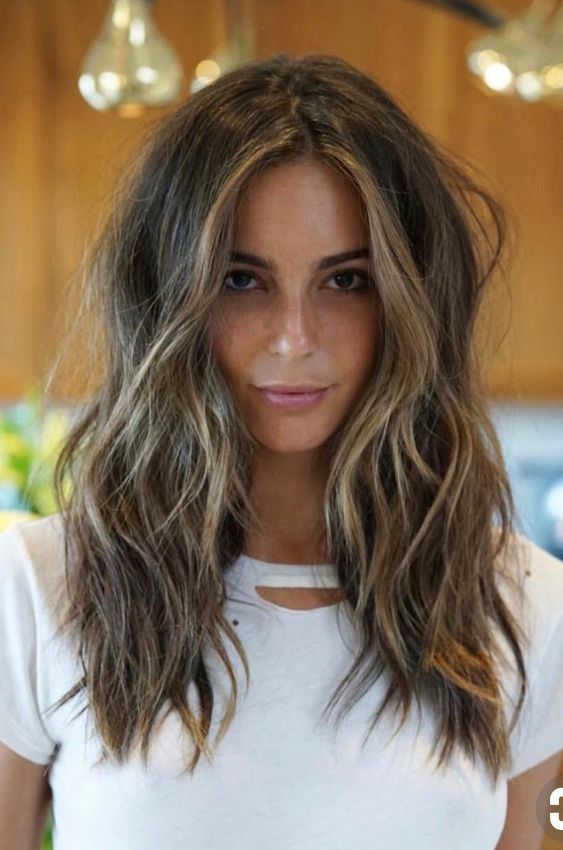 40+ Popular Balayage Hair Color Ideas For Brunettes