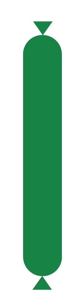 Korv, Grön