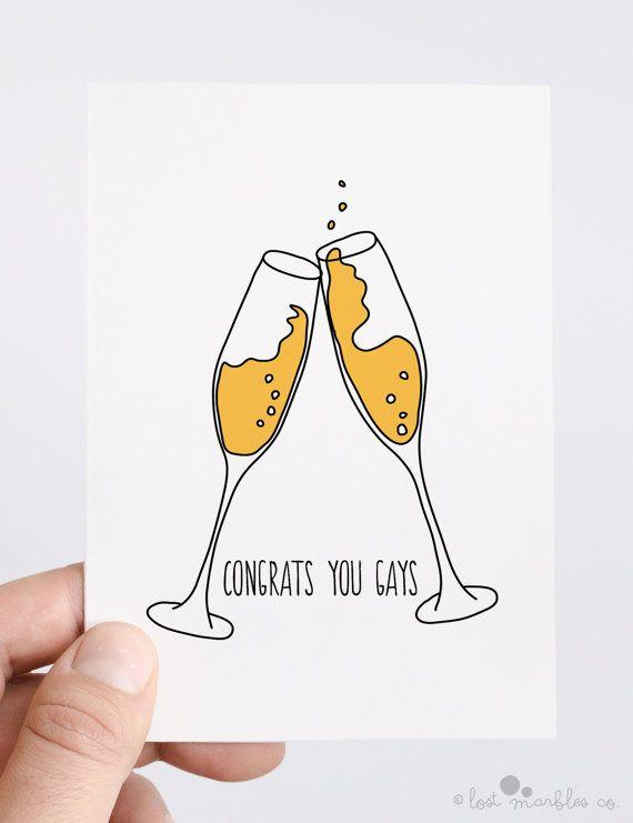 funny congrats pics of same sex marriage in Oregon