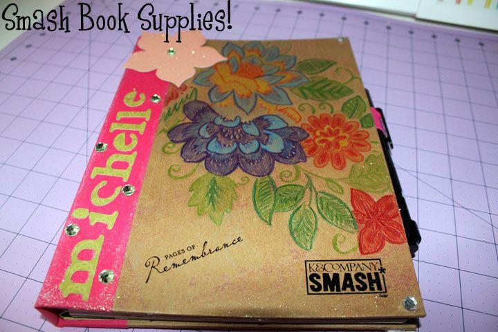 Smash Book Cover Ideas : Best smash book covers ideas on pinterest scrapbook