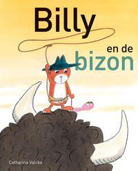 Billy en de bizon, leuk om voor te lezen!