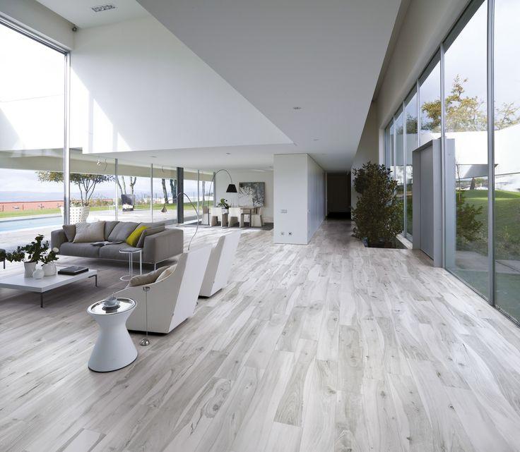 Porcelain Wood Tile Look Tiles Grain Bathroom Designs Ideas Artistic Flooring Modern