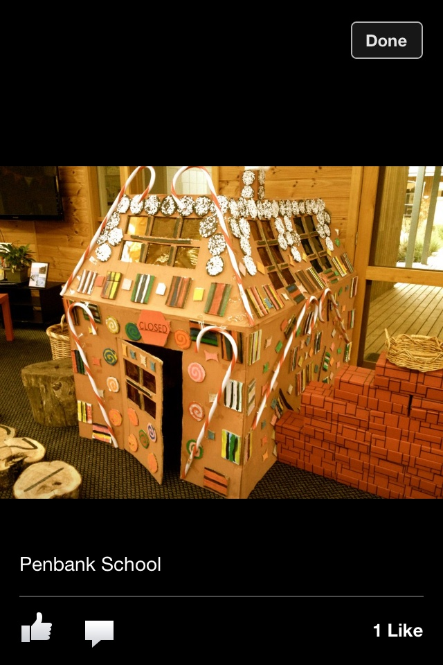 Gingerbread house role play | Role play ideas | Pinterest ...