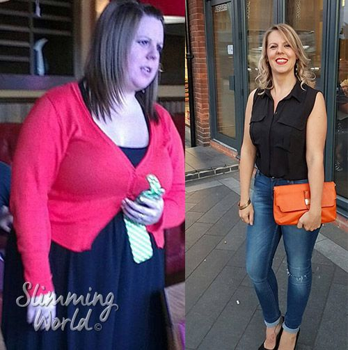 When a string of personal challenges led to emotional eating and weight gain, Kristie, a mom of three, became worried about her health. She joined Slimming World, lost an amazing 119lbs, and dropped from a size 22 to a size 6. Learn how she did it!