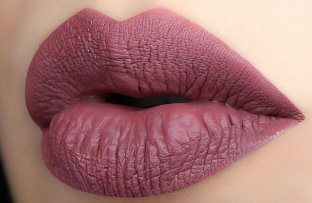 GIGI - perfectly balanced mauve-taupe for all skin tones!  Get it now on limecrime.com. Swatched by @colorwithcrayons