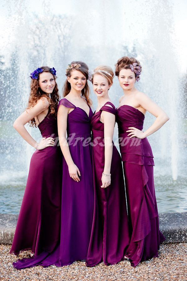 112 best Bridesmaid dresses for my bitches images on Pinterest ...