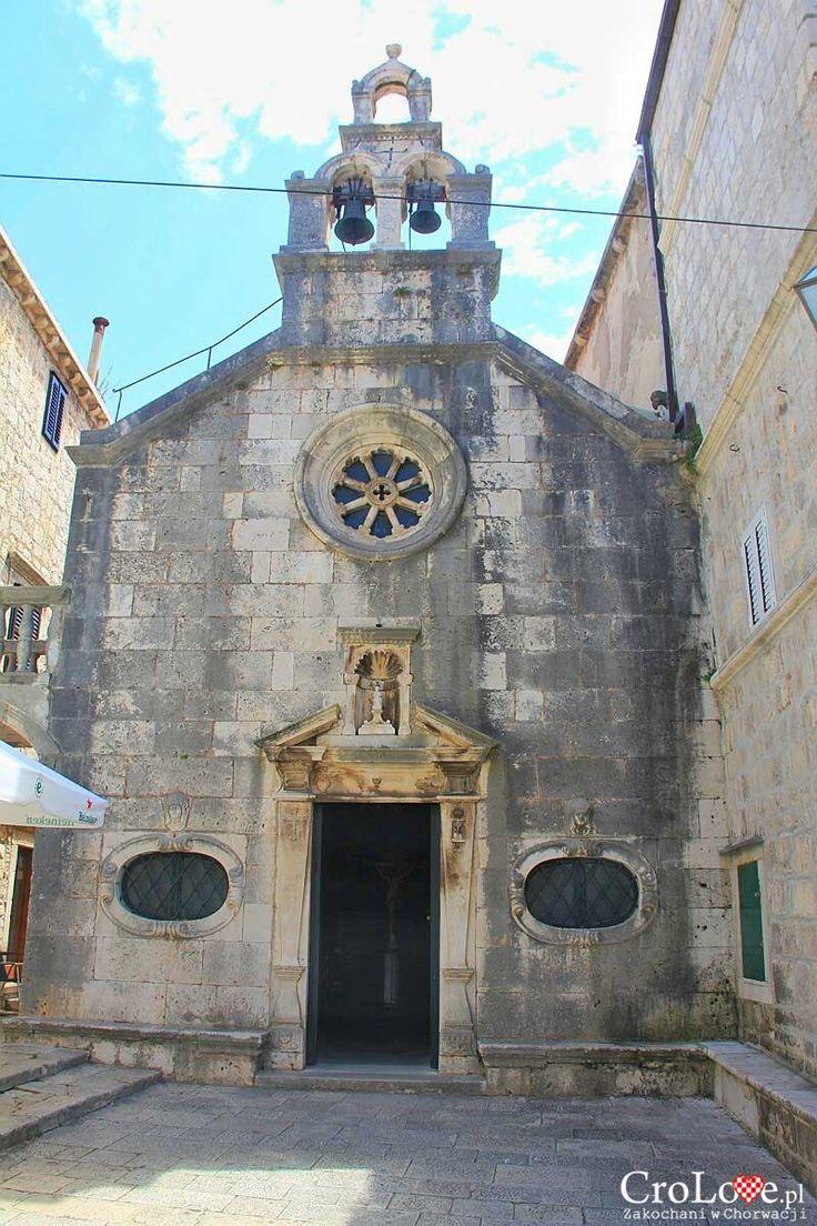 Kościół Św. Michała | CroLove.pl | #croatia #hrvatska #chorwacja #korcula