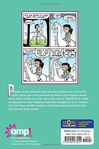 Razzle Dazzle Unicorn (Phoebe and Her Unicorn Series Book 4): Another Phoebe and Her Unicorn Adventu