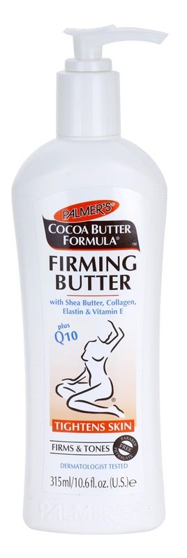 Palmer's Pregnancy Cocoa Butter Formula ujędrniające masło do ciała (Firming Butter Firms & Tones) 315 ml