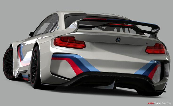 BMW Unveils 'Vision Gran Turismo' Virtual Car for Gran Turismo 6