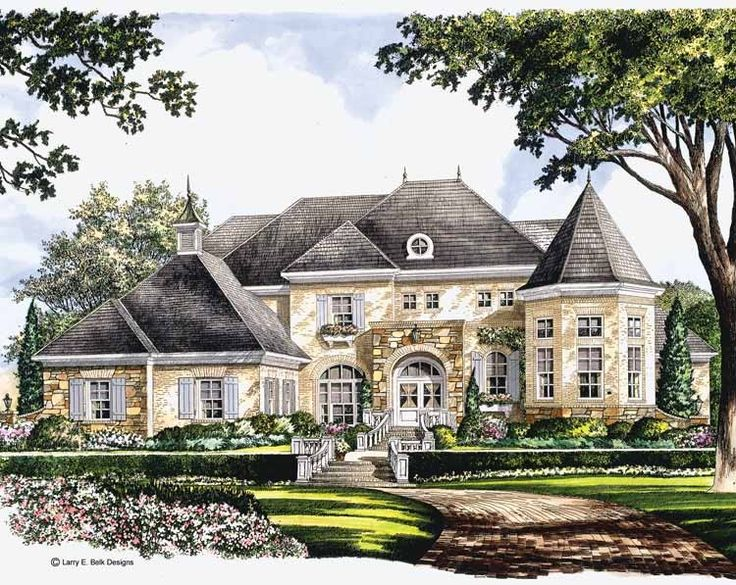 40 Best Images About House Plans On Pinterest | 2Nd Floor, French