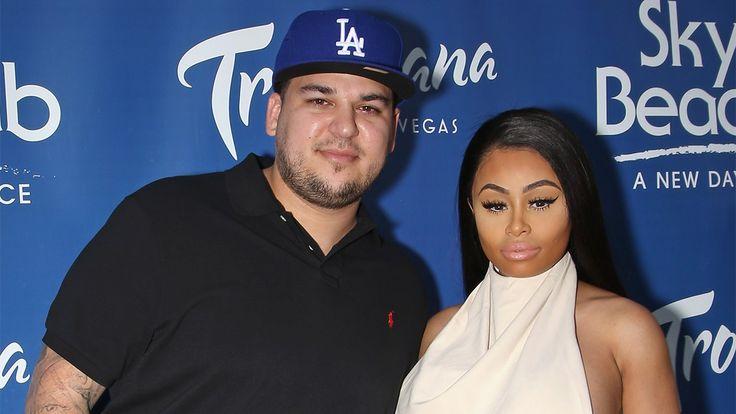 EXCLUSIVE: Have Rob Kardashian and Blac Chyna Split Up?