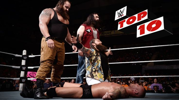 Top 10 Raw moments: WWE Top 10, September 7, 2015. https://www.youtube.com/watch?t=284&v=Uaocmc89-No
