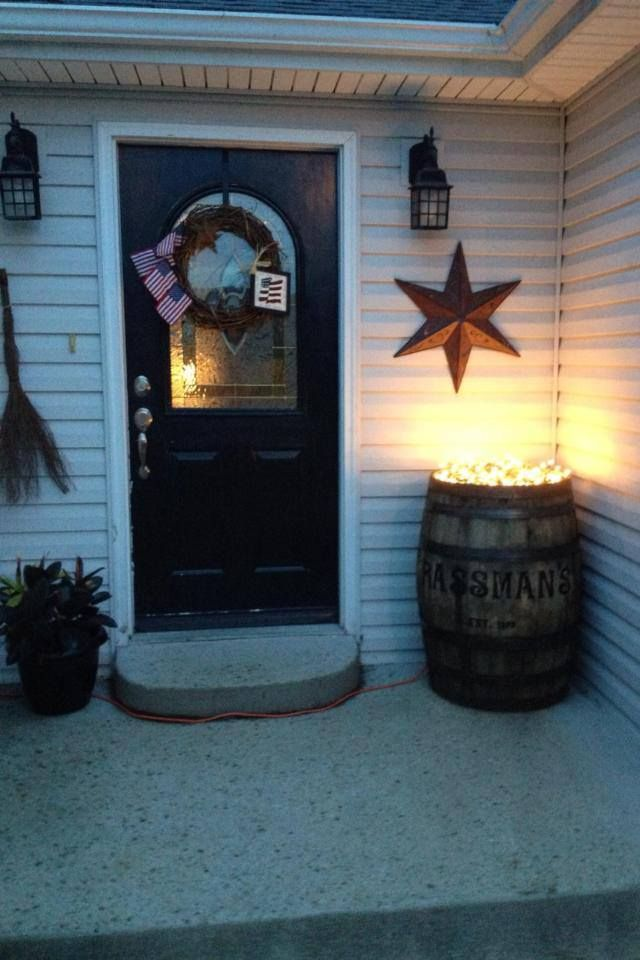 136 Best Images About Primitive Porch And Outdoor