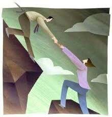 Fiducia: che molto spesso potrebbe essere un sinonimo di coraggio...per dare fiducia al prossimo bisogna avere molto coraggio per me.