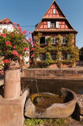 Wissembourg Quartier du Bruch