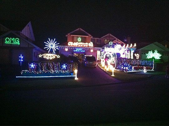 <b>If you take the holidays very seriously, you will hate these people.</b>