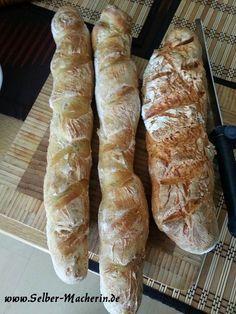 Selber-Macherin: Selbstgebackene Baguette für Morgenmuffel: schnell, einfach und knackig frisch