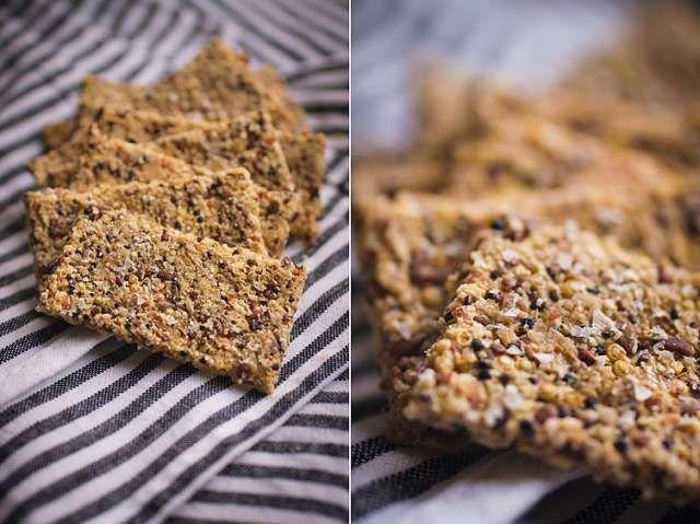Fröknäcke med quinoa
