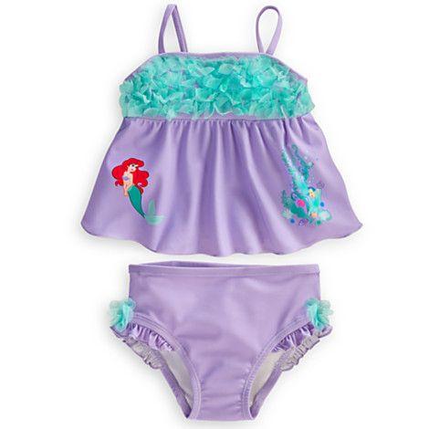 Ariel Swimsuit for Baby - 2-Piece   Swimwear   Disney Store