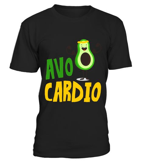 """# Avo Cardio Avocado Funny Fitness T-Shirt .  Special Offer, not available in shops      Comes in a variety of styles and colours      Buy yours now before it is too late!      Secured payment via Visa / Mastercard / Amex / PayPal      How to place an order            Choose the model from the drop-down menu      Click on """"Buy it now""""      Choose the size and the quantity      Add your delivery address and bank details      And that's it!      Tags: Do you love going to the fitness center or…"""