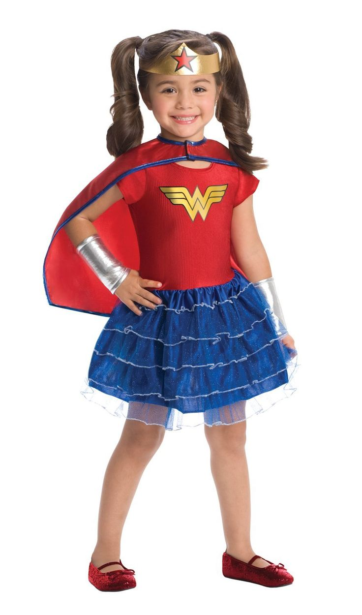 Deluxe wonder woman childrens costume-7713