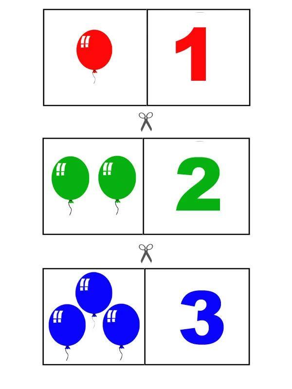 Zahlenspiele Für Kindergartenkinder