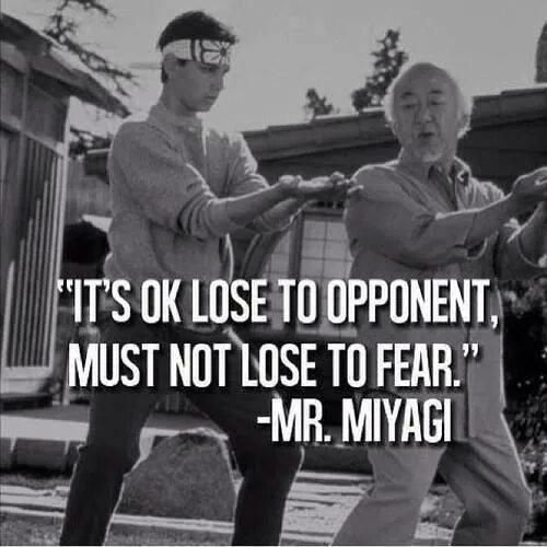 Karate Kid Quotes Interesting 23 Best Karate Kid Quotes Miyagi Images On Pinterest  Kid Quotes