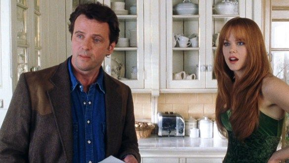 Aidan Quinn & Nicole Kidman in Practical Magic