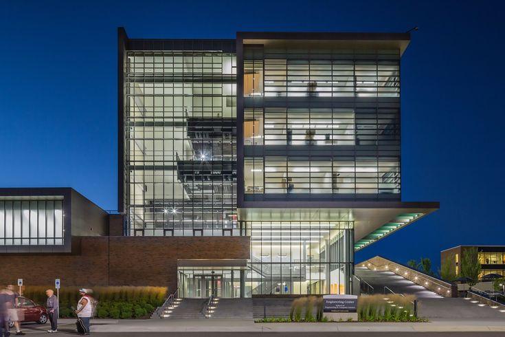 Gallery of Oakland University Engineering Center / SmithGroupJJR - 10