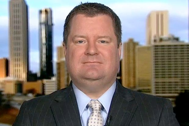 Man's man Erick Erickson -- and his sad, terrifying existence. I get distracted by your chins. Can't take you seriously. Repressed comes to mind. Welcome to DB!