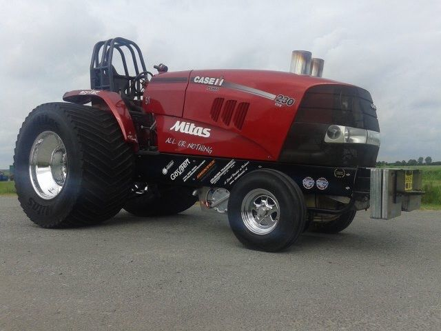 Ih Super Stock Pulling : All or nothing super stock case ih international