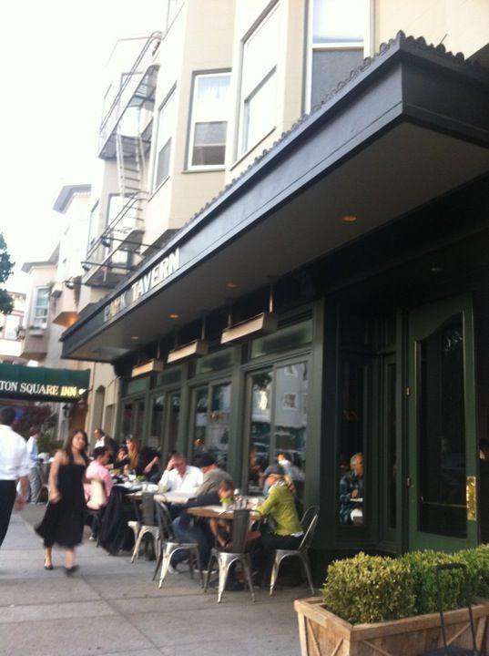 North Beach Must -  Park Tavern in San Francisco, CA