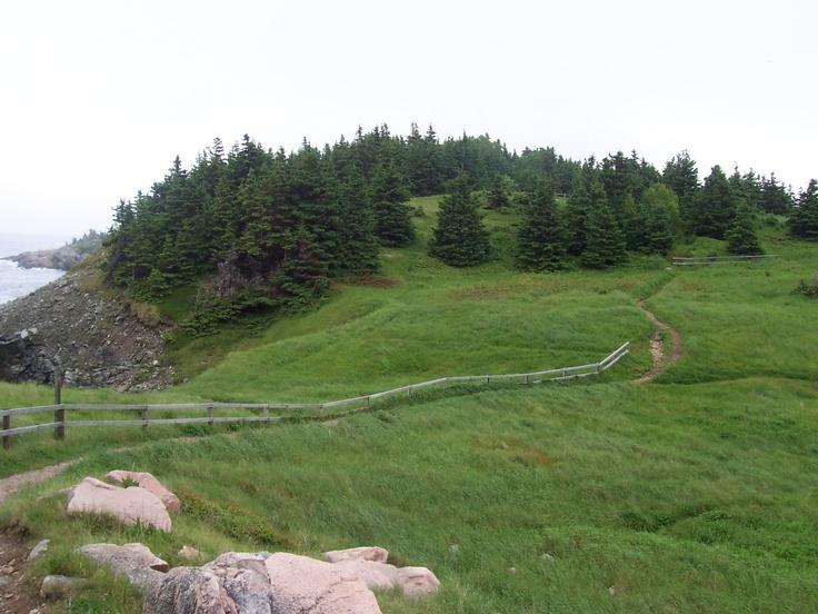 Middle Head, Cape Breton Highlands National Park, Nova Scotia