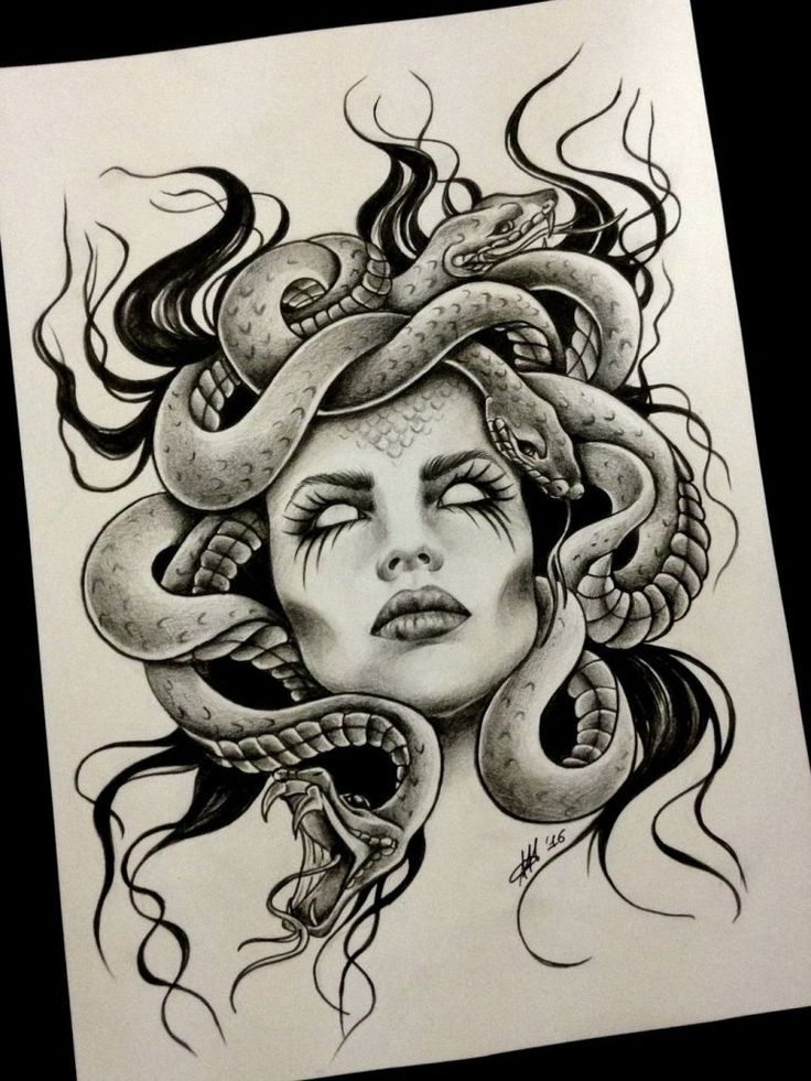 Eye catching tattoo sketches design ideas 10