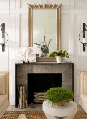 91 best Fireplace Mantels Artwork images on Pinterest