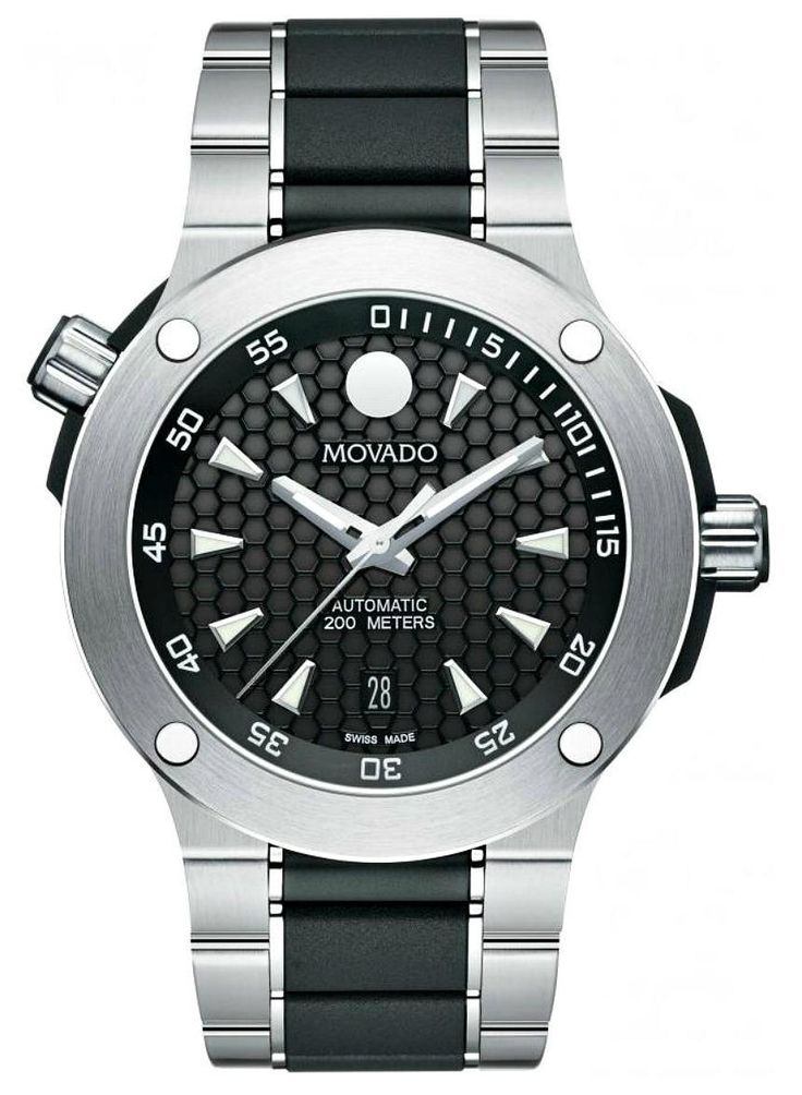 Movado SE Extreme Automatic Chronograph and Diver Watches