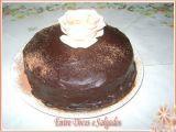 Receita Bolo de crepes de chocolate 01 andar para cada ano de vida!